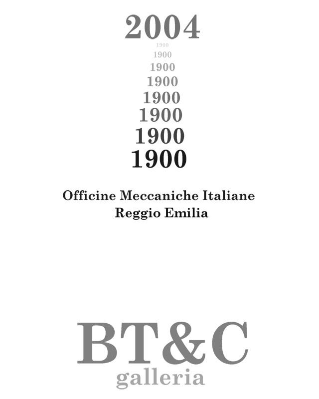 Monografia Officine Reggiane - originali 1915