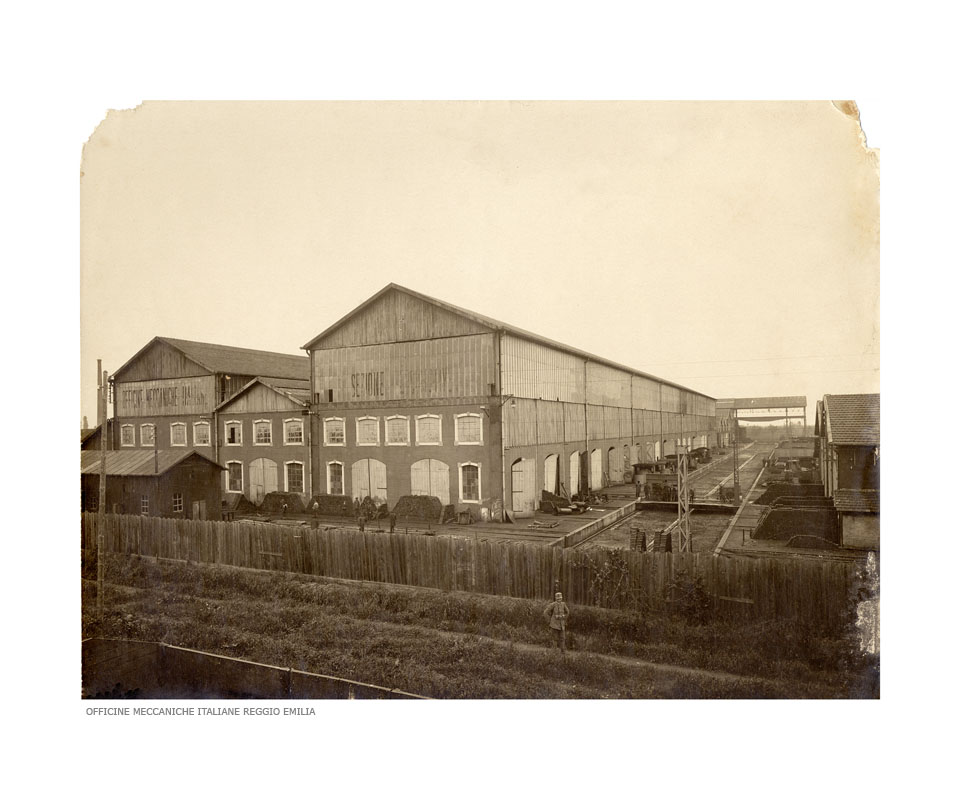 Officine Reggiane 1915